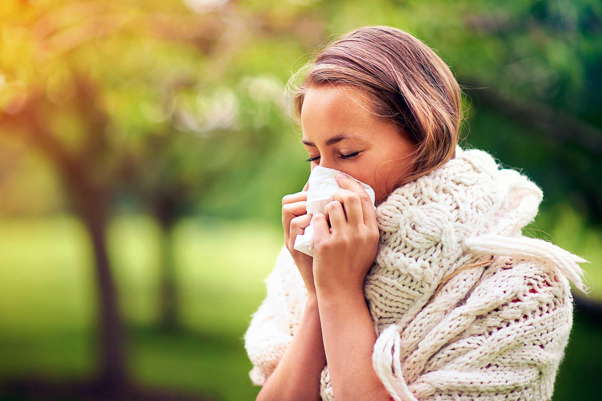 Les rhinites allergiques : on vous explique tout !